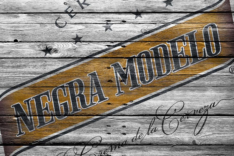 Negra Modelo Photograph - Negra Modelo by Joe Hamilton