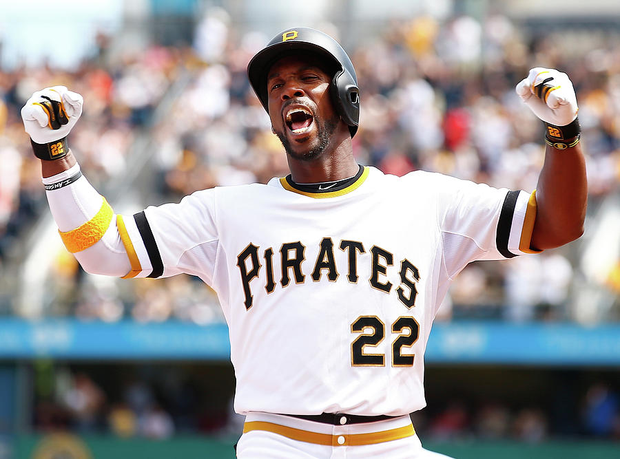 New York Mets V Pittsburgh Pirates 1 Photograph by Jared Wickerham