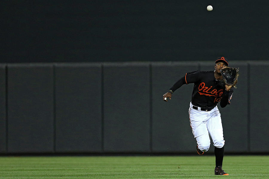 New York Yankees V Baltimore Orioles Photograph by Patrick Smith