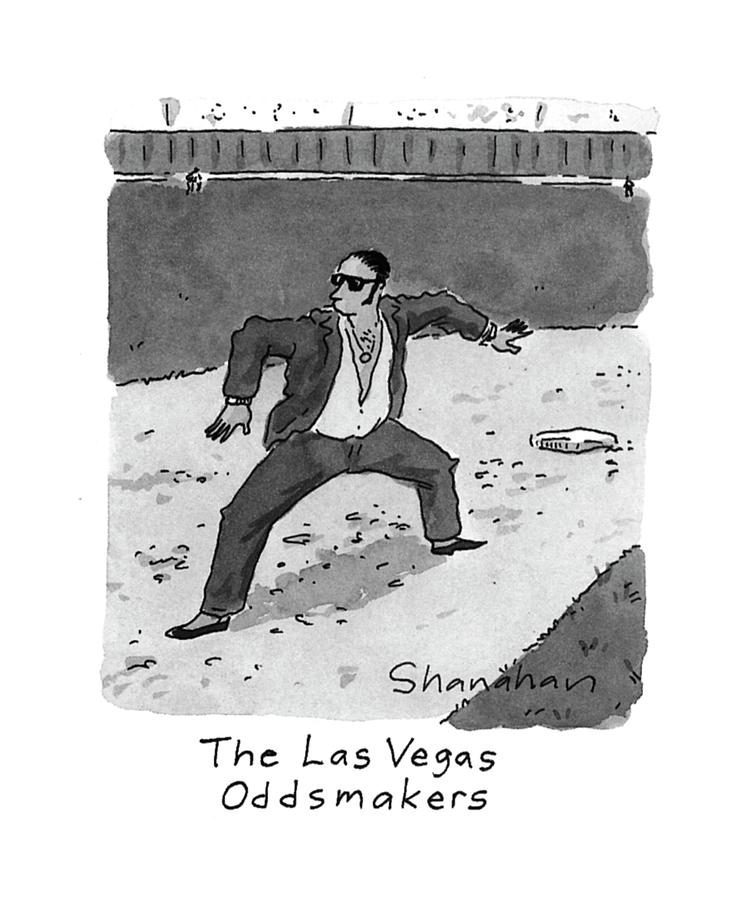 New Yorker April 5th, 1993 Drawing by Danny Shanahan