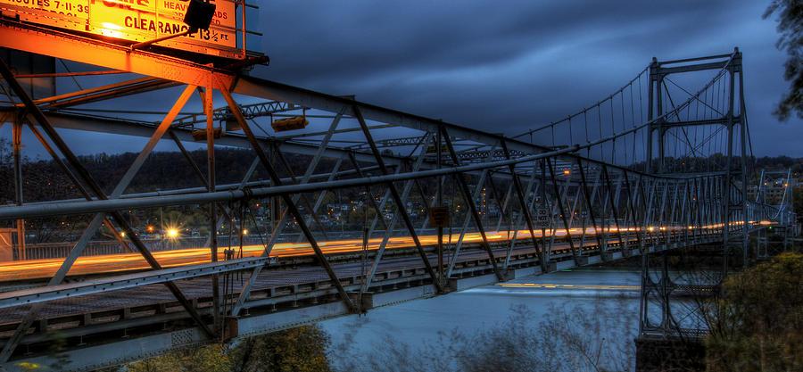 Newell Toll Bridge by David Dufresne