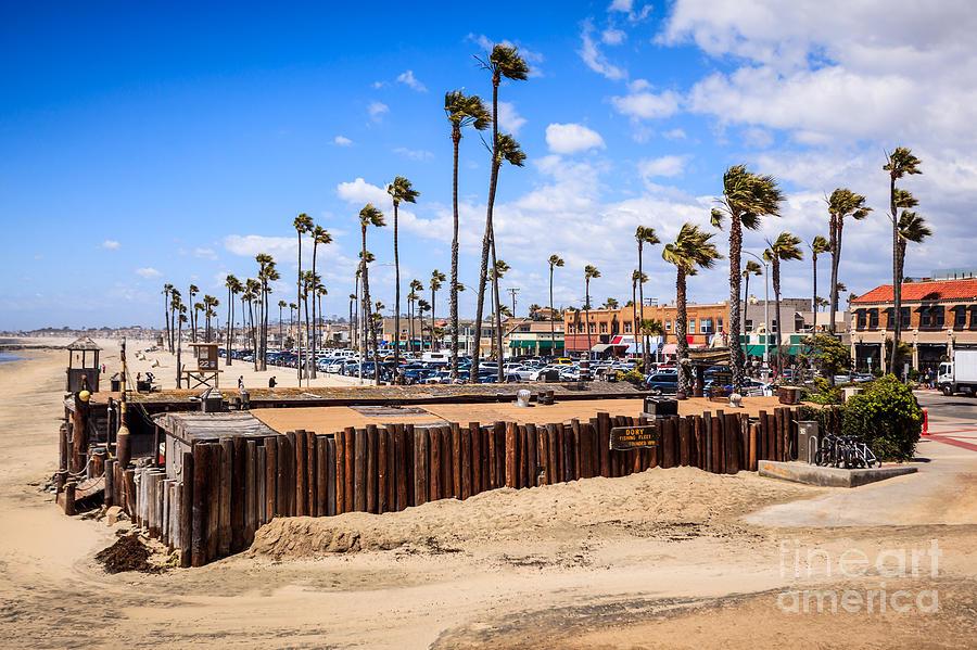 America Photograph - Newport Beach Dory Fishing Fleet Market by Paul Velgos