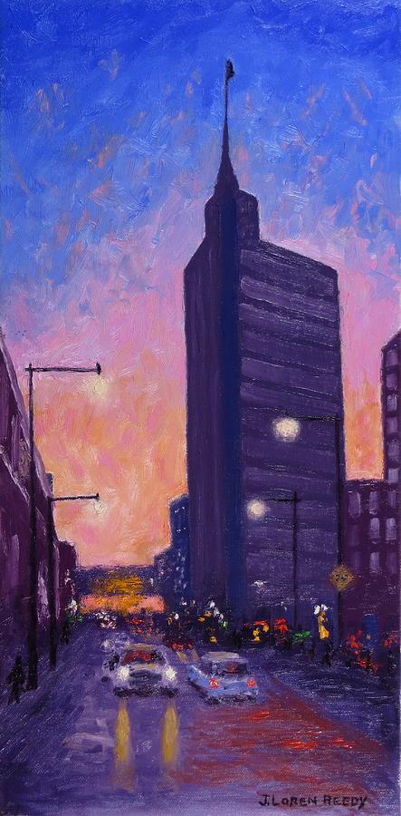 Night Street by J Loren Reedy