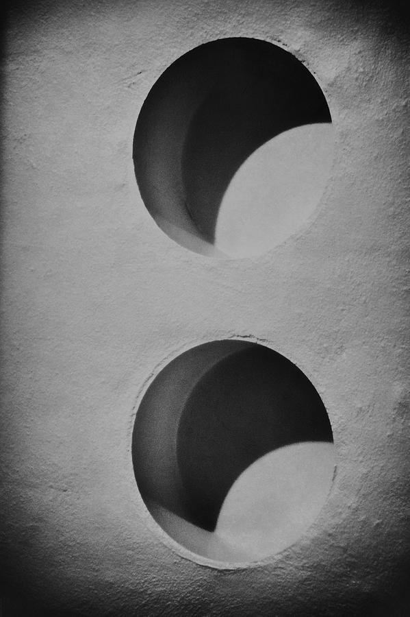 Night Photograph - Night Vision by Odd Jeppesen