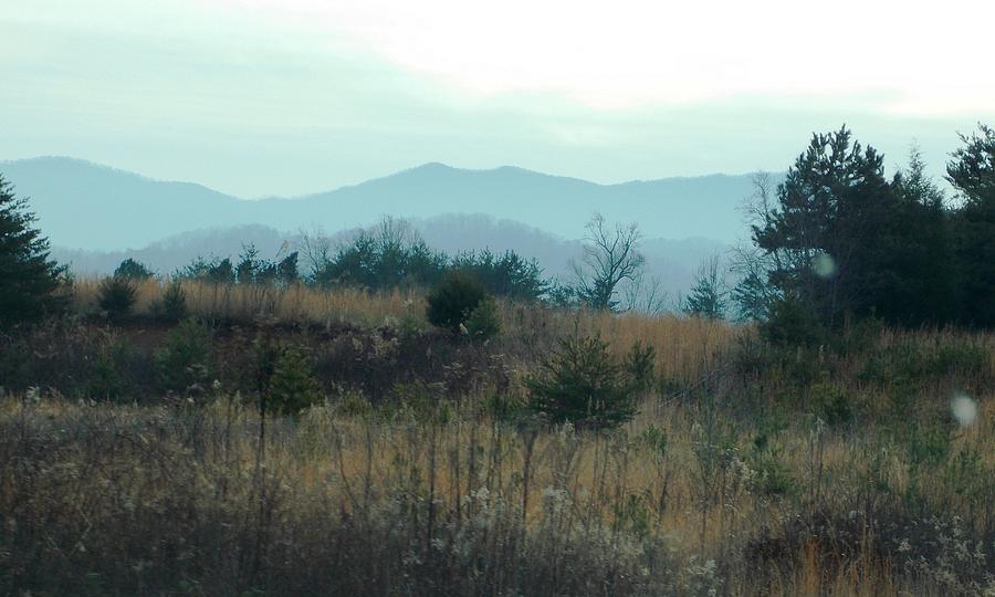 North Ga. Mountains Photograph by Regina McLeroy