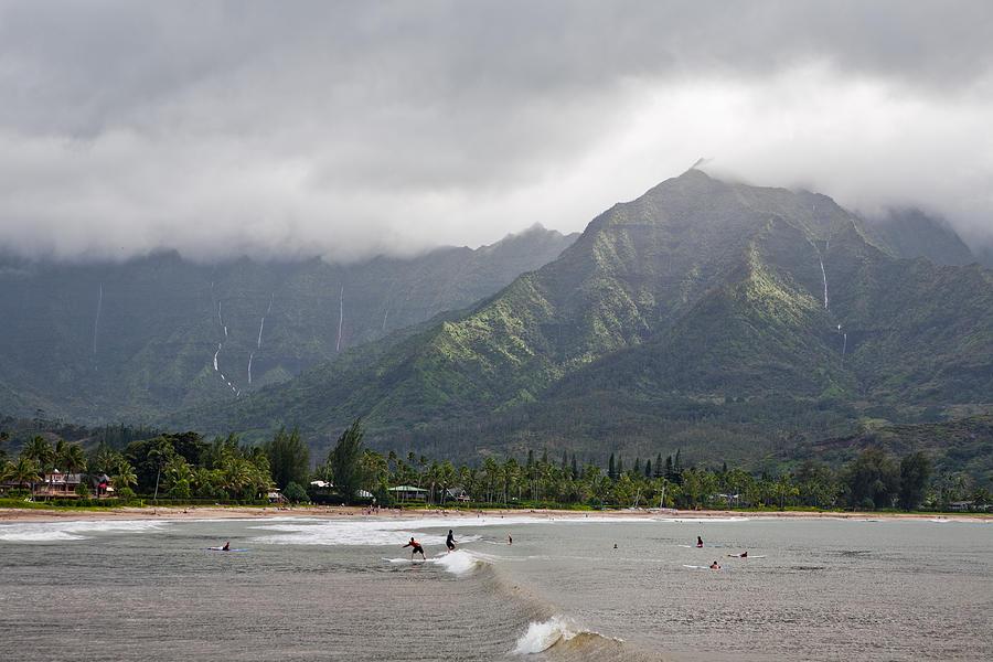 Kauai Photograph - North Shore Kauai by Lannie Boesiger