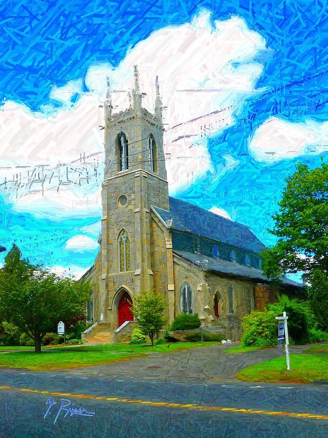 Digital Digital Art - Nt - 142 by Glen River