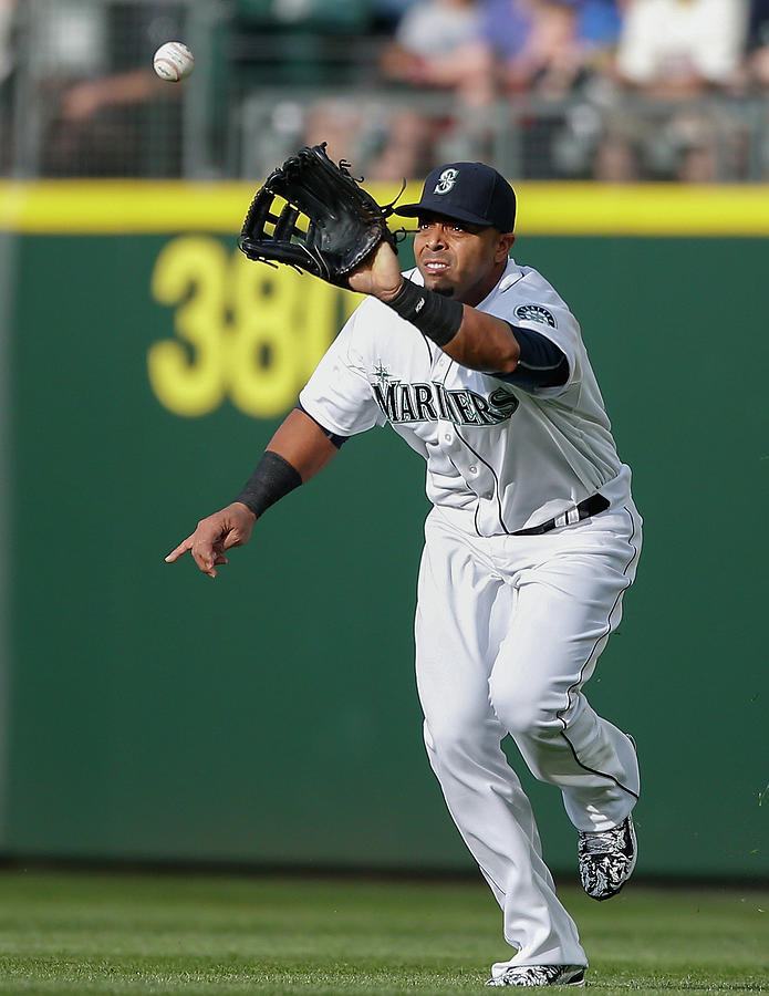 Oakland Athletics V Seattle Mariners 1 Photograph by Otto Greule Jr