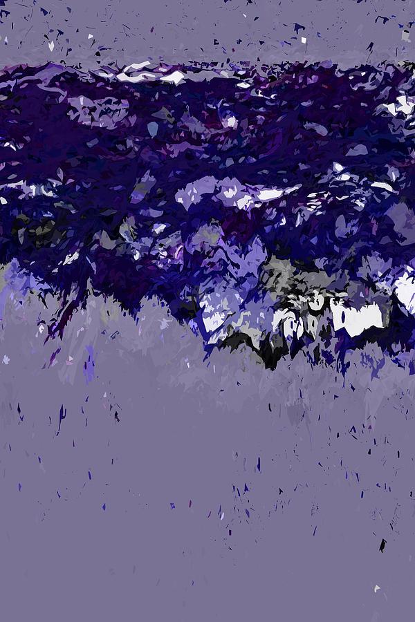 Art Painting - Ocean Series 9 by Franco Timitilli
