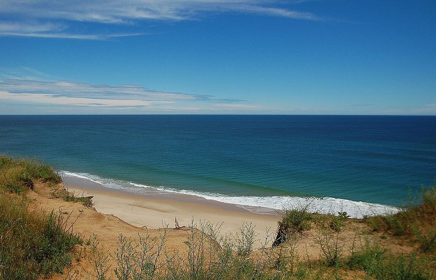 Ocean Photograph - Ocean View by Lisa Kane