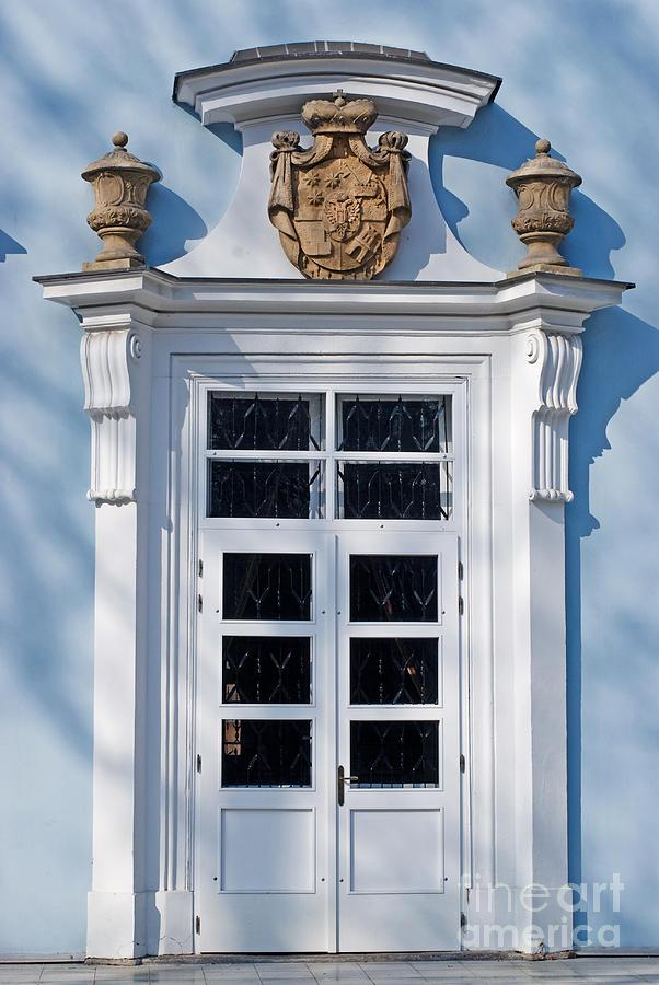 Teplice Photograph - Old Door by Sarka Olehlova