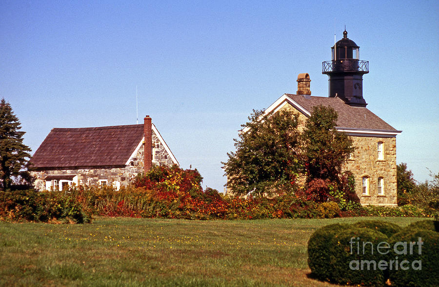 Old Field Point Lighthouse Long Island