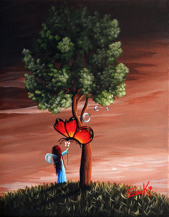 Original Fairy Art  by Erback Art