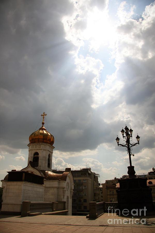 Church Photograph - Orthodox Church  by Lali Kacharava