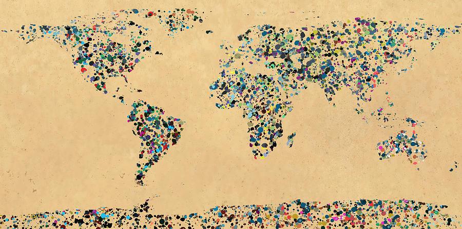 Paint Splatter World