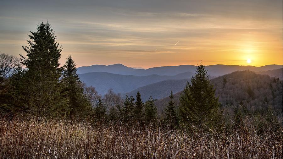 Landscape Photograph - Pandas Sunrise 1 by Johnny Crisp