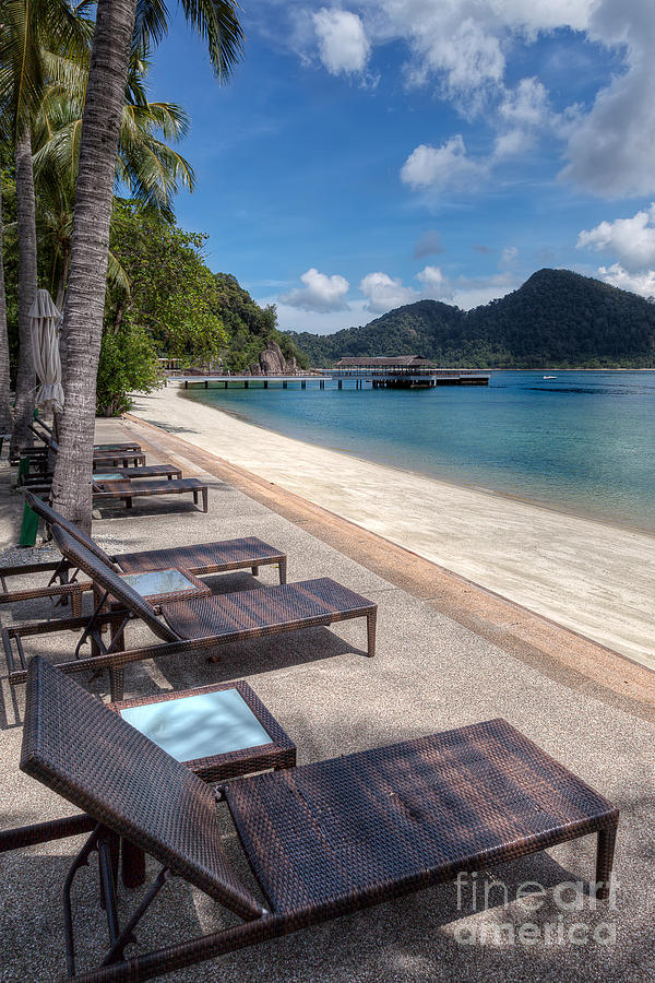 Asia Photograph - Pangkor Laut by Adrian Evans
