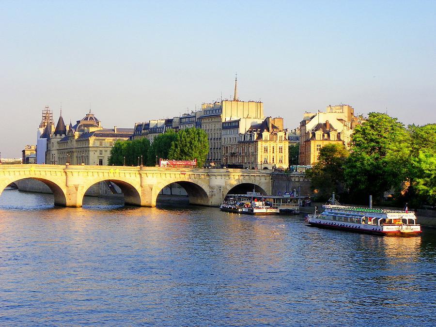 Paris Photograph - Paris by Carolyn Bistline