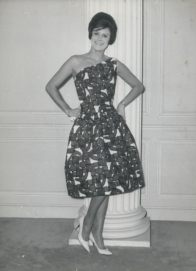 Retro Photograph - Paris Fashionspierre Billet�s Spring And Summer Collection by Retro Images Archive