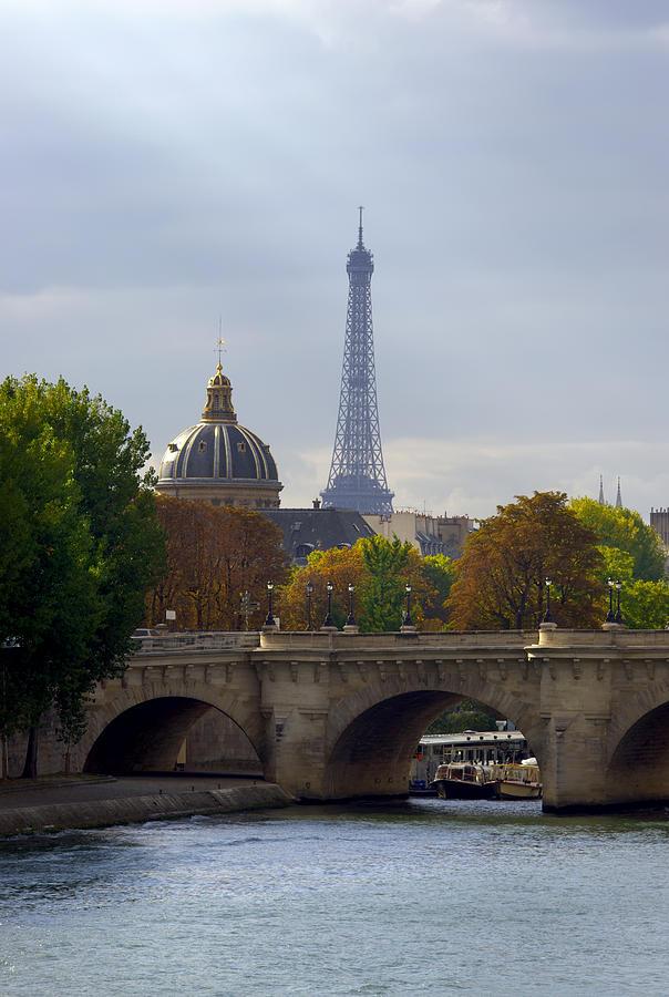 Paris Photograph - Paris by Ioan Panaite