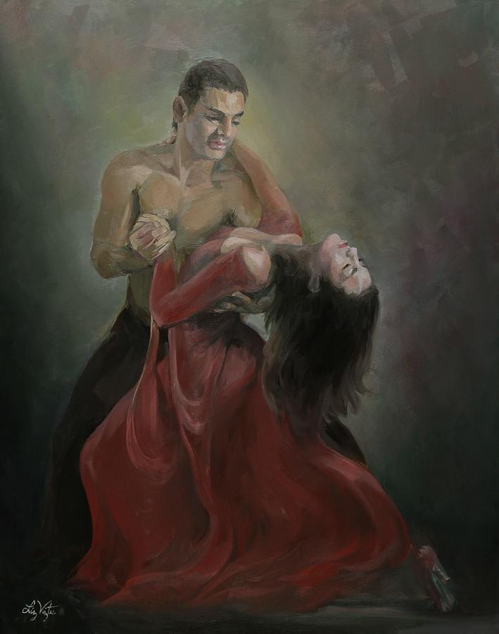 Passionate Paso Doble by Liz Viztes