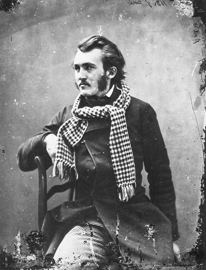 1855 Photograph - Paul Gustave Dor� (1833-1883) by Granger