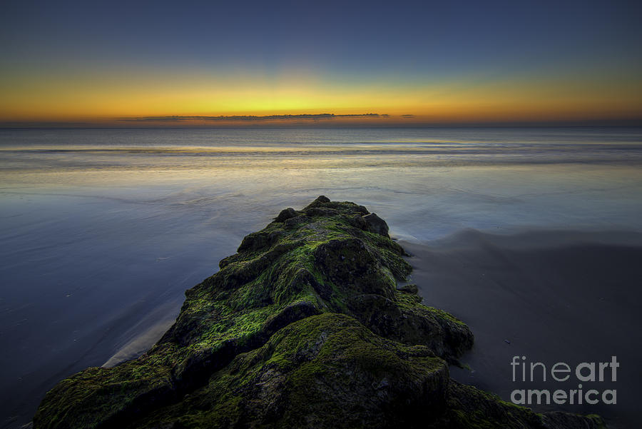 Sunrise Photograph - Pawleys Island by Matthew Trudeau