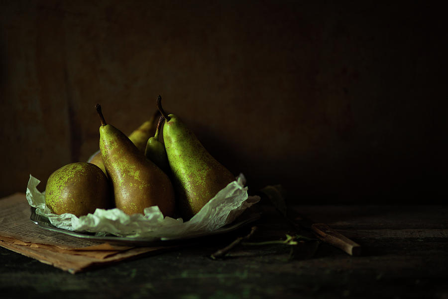 Pears Photograph by Feryersan