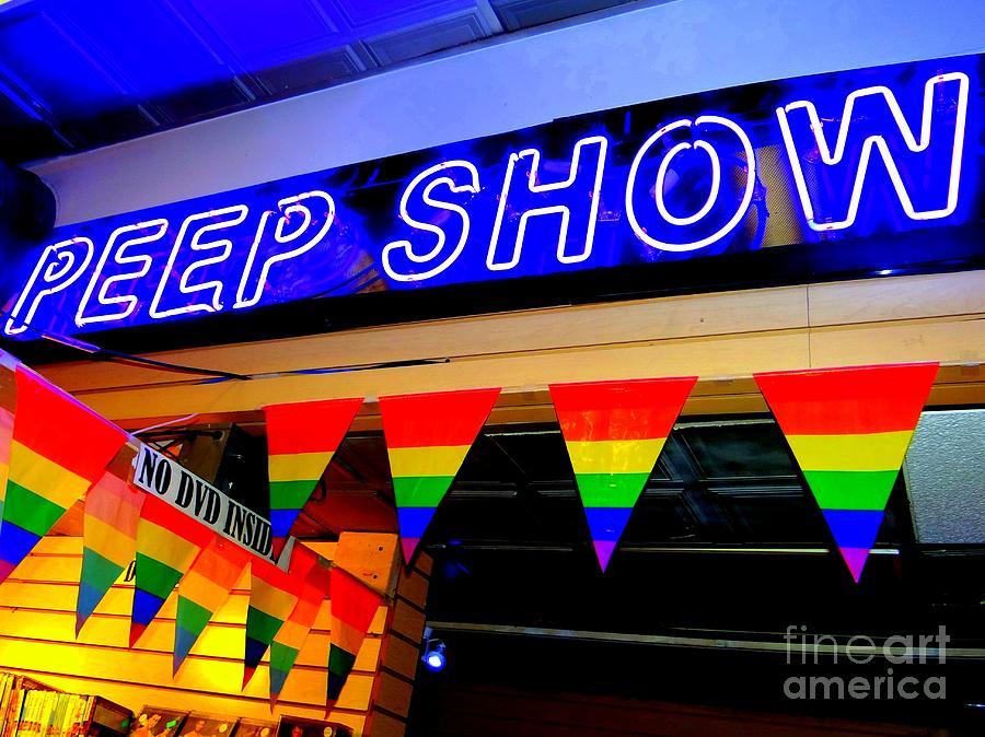The Peep Show Tour