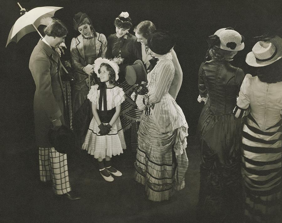 Theater Photograph - Performance Of As Thousands Cheer by Edward Steichen