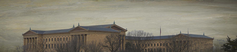 Philadelphia Photograph - Philadelphia Art Museum  by Trish Tritz