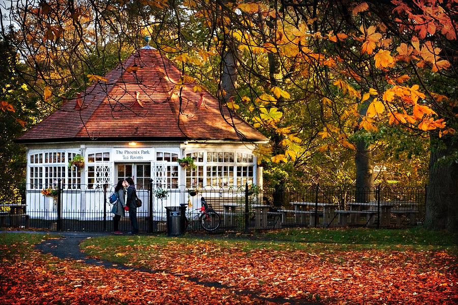 Phoenix Park Tea Rooms Facebook
