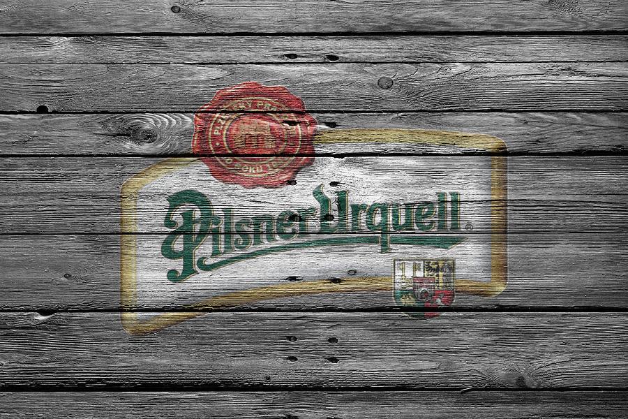 Pilsner Urquell Photograph - Pilsner Urquell by Joe Hamilton