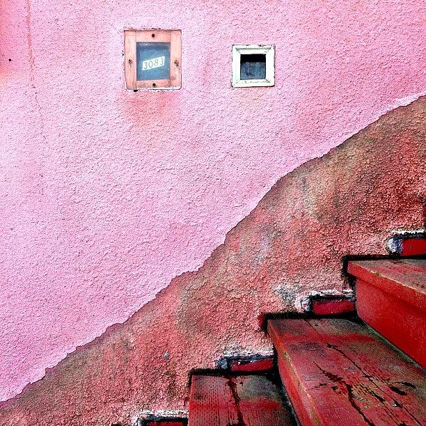 Pink Wall  Photograph by Julie Gebhardt
