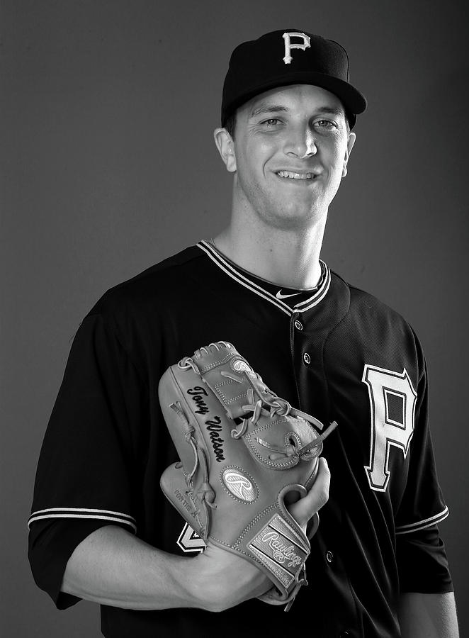 Pittsburgh Pirates Photo Day 1 Photograph by Elsa