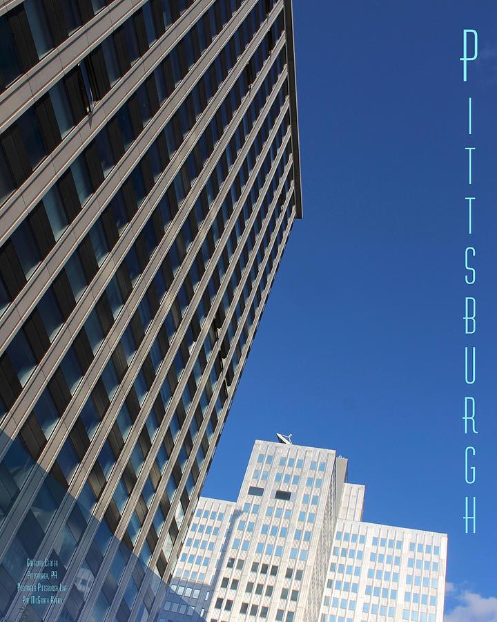 Pittsburgh Skyline Photograph - Pittsburgh Skyline by Pat McGrath Avery