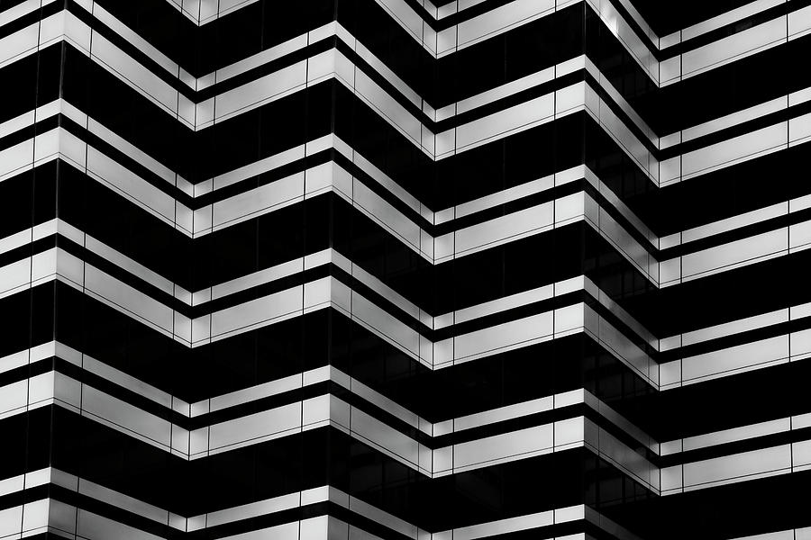 Play Of Patterns And Lines Photograph by Roland Shainidze Photogaphy