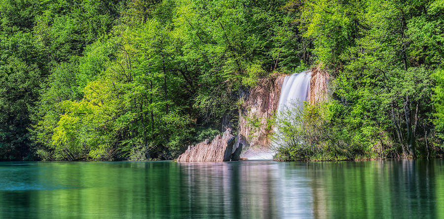 Plitvice Lakes Photograph