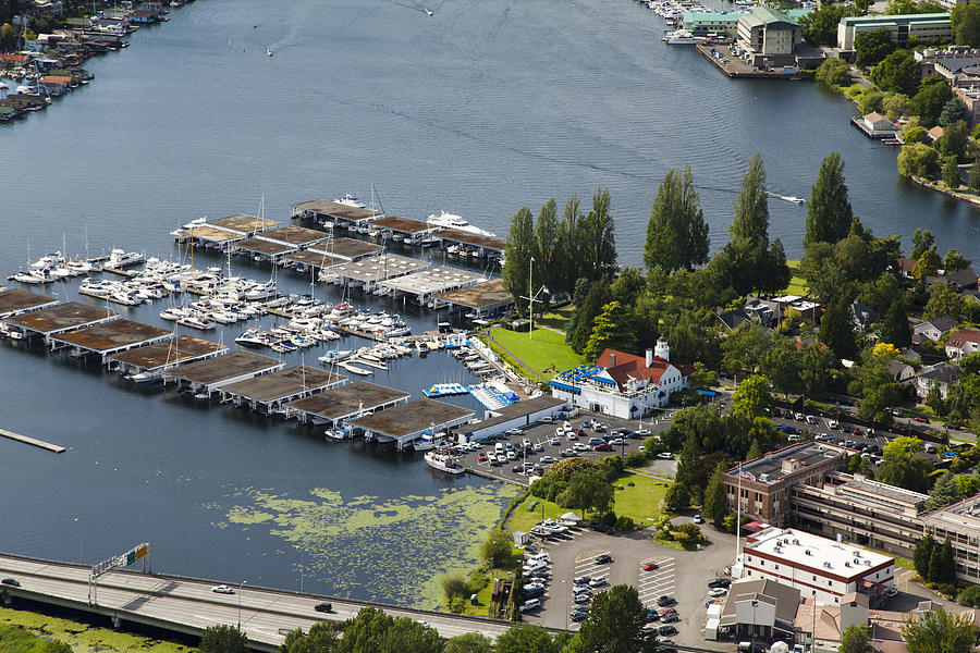 Portage Bay And Seattle Yacht Club