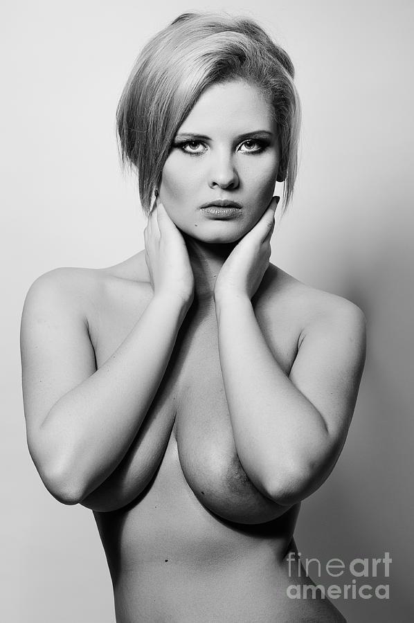 Blonde breasts