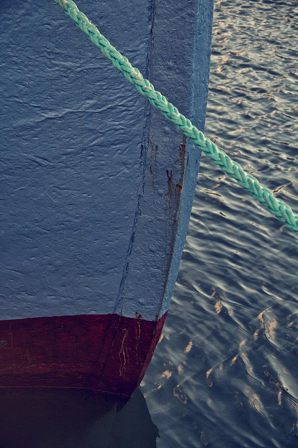 Prow Photograph - Prow by Odd Jeppesen
