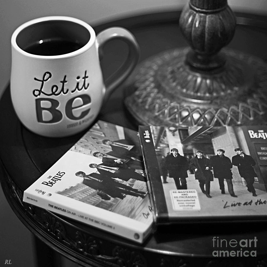 Beatles Photograph - Quality Time by Raymond  Lecourt