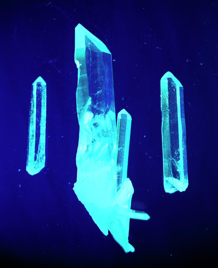 Quartz Crystals Photograph by Lawrence Lawry/science Photo ...Quartz Crystal Science