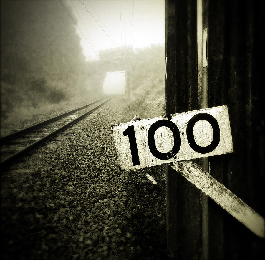 Industry Photograph - Railway  by Les Cunliffe