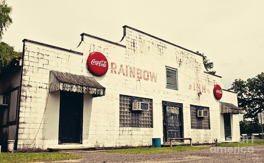 Bar Photograph - Rainbow Inn by Scott Pellegrin