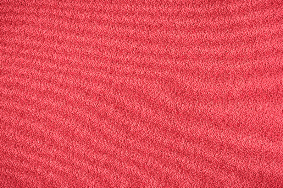 Backdrop Photograph - Red Material by Tom Gowanlock