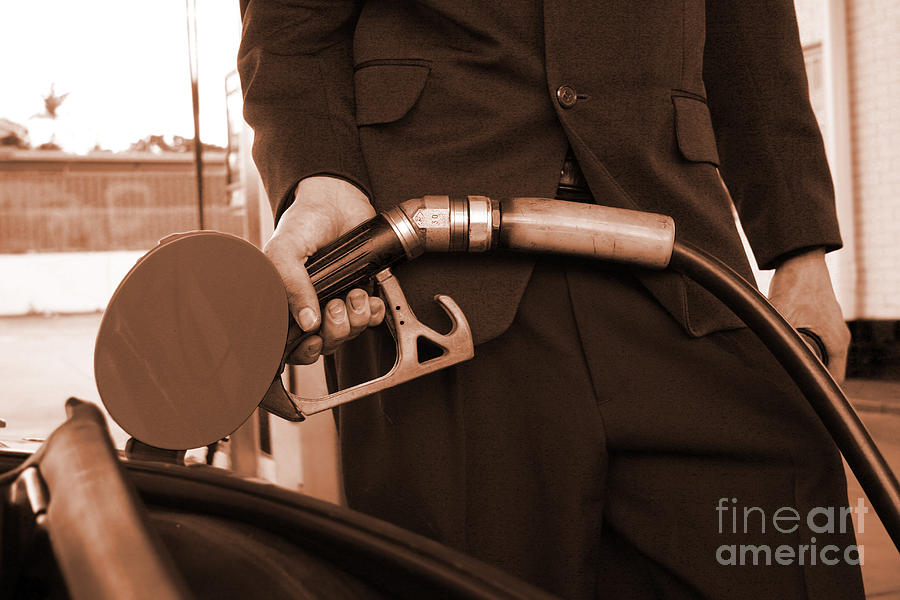 Fuel Photograph - Refuelling by Jorgo Photography - Wall Art Gallery