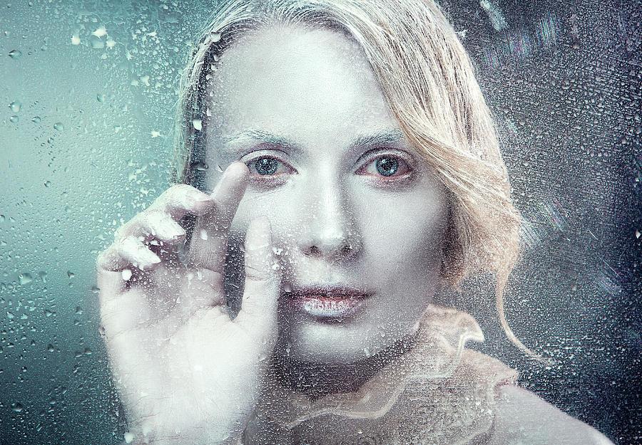 Portrait Photograph - Reminiscence by Ivan Kovalev