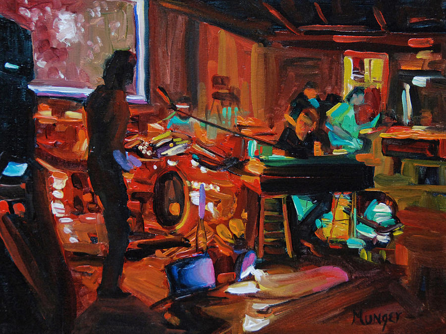 Image result for band paintings