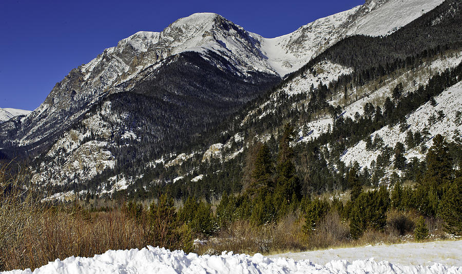 Rockies Photograph - Rockies by Tom Wilbert